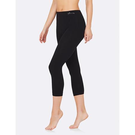 Boody 3/4 Leggings Black - Medium