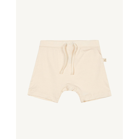 Boody Baby Baby Pull on Shorts - 3-6 Months - Chalk
