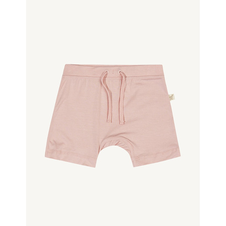 Boody Baby Baby Pull on Shorts - 3-6 Months - Rose