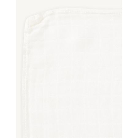 Boody Baby Muslin Cloth - 3 Pack - Ivory