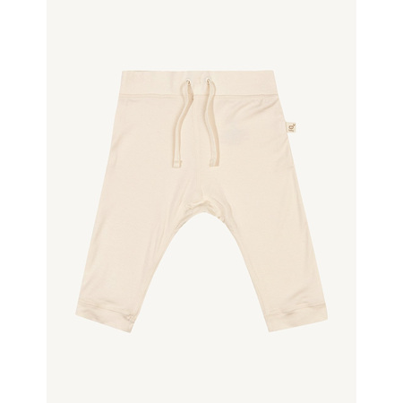 Boody Baby Pull on Pants - 3-6 Months - Chalk