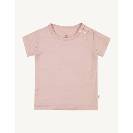 Boody Baby T-Shirt - 6-12 Months - Rose
