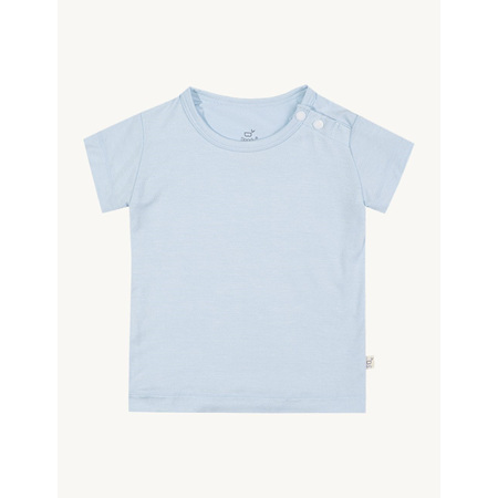 Boody Baby T-Shirt - 6-12 Months - Sky