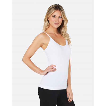 Boody Cami Top White - Large