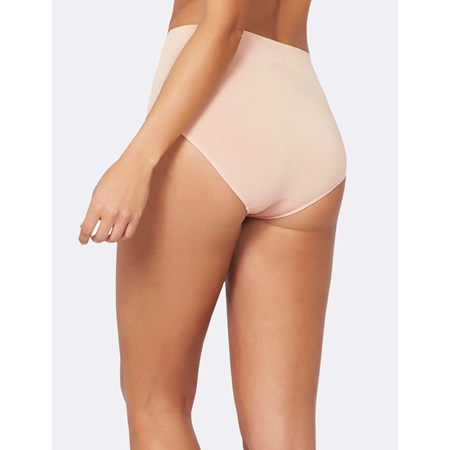 Boody Full Briefs Nude - Large