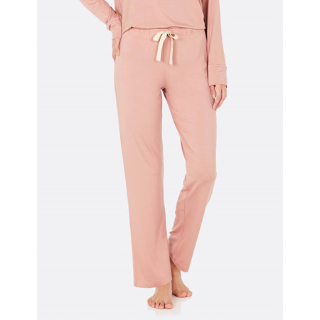Boody Goodnight Sleep Pants - Small - Dusty Pink