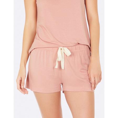 Boody Goodnight Sleep Shorts - XS - Dusty Pink