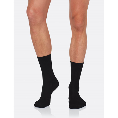 Boody Men's Business Socks Black - 6-11