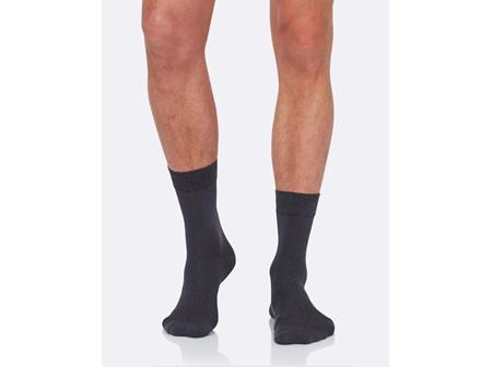 Boody Men's Business Socks Slate 6-11
