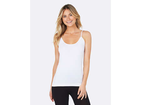 Boody Women's Cami Top White XL