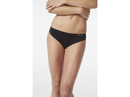 Boody Women's Classic Bikini Black Medium