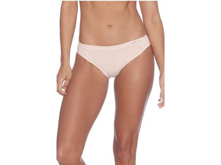 Boody Women's Classic Bikini Blush Medium