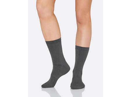 Boody Women's Everyday Sock Slate 3-9