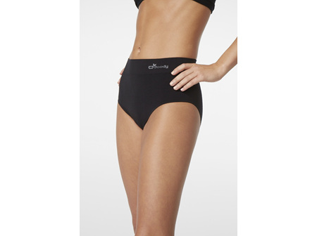 Boody Women's Full Brief Black Large