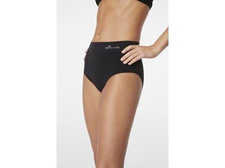 Boody Women's Full Brief Black XL