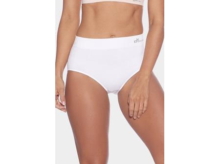 Boody Women's Full Brief White Large