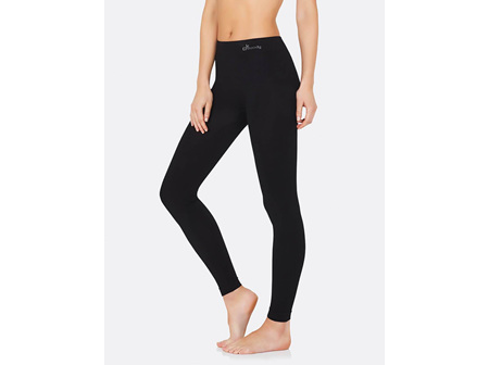 Boody Women's Full Leggings Black Small