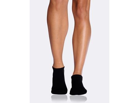 Boody Women's Sport Ankle Sock Black 3-9