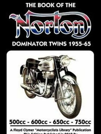 Book of the Norton Dominator Twins 1955-1965