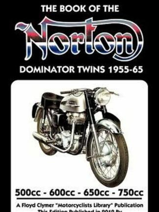 Book of the Norton Dominator Twins 1955-1965