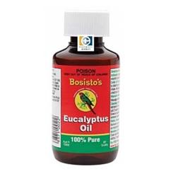 BOSISTOS Eucalyptus Oil 50ml