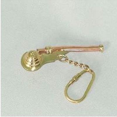 Bosuns Whistle Key Ring