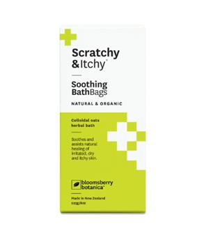 BOTANICA Scratchy & Itchy Bath bags 30