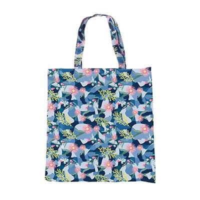 Botanical Foldable Shopper