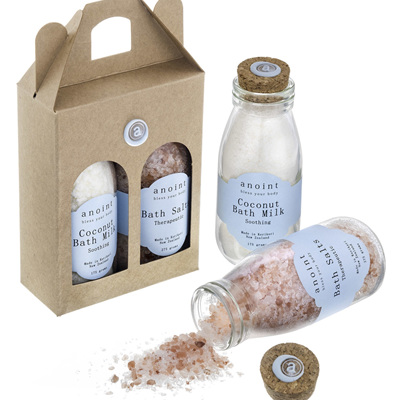 Bottle Gift Set - Bath & Coconut