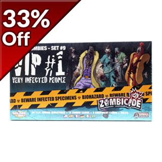 Box of Zombies - Set 9: VIP 1