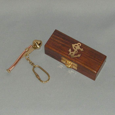 Boxed Captains Whistle