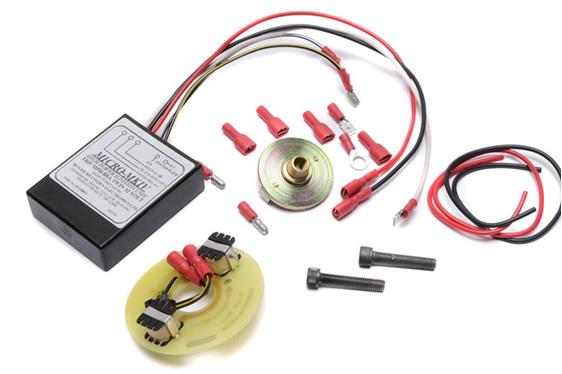 Boyer Electronic Ignition - BSA Triumph 12 Volt Twins