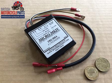 Boyer Micro MKIV Ignition Box - Triumph BSA Triples