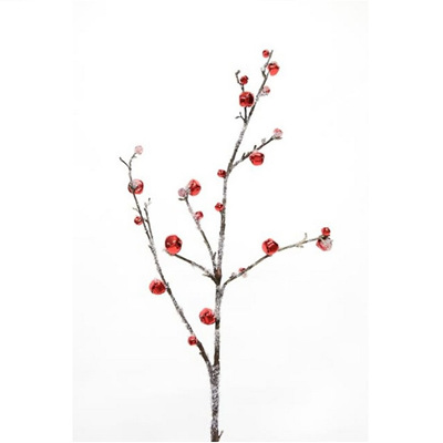 Branch with Red Bells
