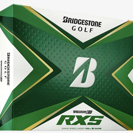 Bridgestone 2020 Tour B-RXS Golf Ball Dozen