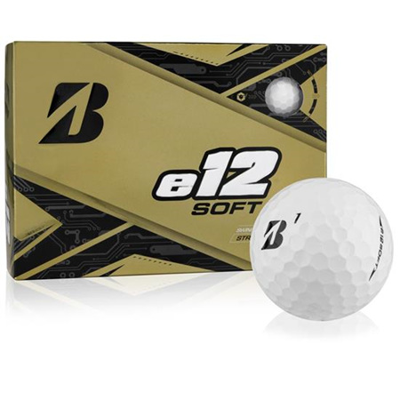 Bridgestone e12 Soft Golf Ball Dozen
