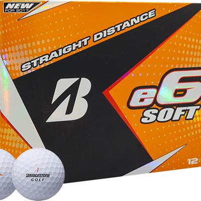 Bridgestone e6 Soft Dozen