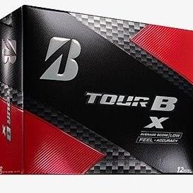 Bridgestone Tour B X Dozen