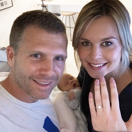 Brisbane Roar Manager Takes the Leap and Proposes with Wilshi Proposal Ring