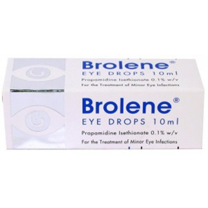 BROLENE DR EYE 10ML