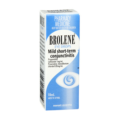 Brolene Eye Drops - 10mL