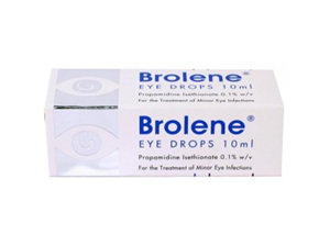Brolene Propamidine Isethionate 10ml