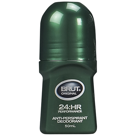 BRUT Original Roll On Deodorant 50ml