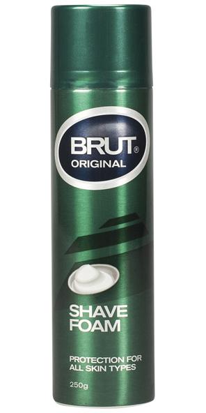 BRUT ORIGINAL Shave Foam 250g