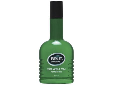 BRUT ORIGINAL Splash On 200ml