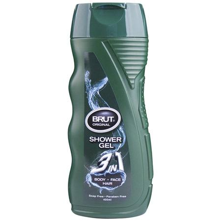BRUT Shower Gel Original 400ml
