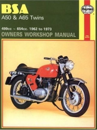 BSA A50 & A65 Twins Workshop Manual