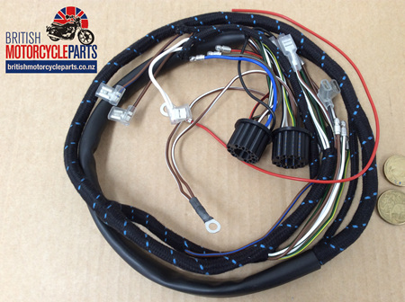 BSA A50 A65 Wiring Loom - Harness 1962-65