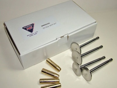 BSA A65 Valve & Guide Set 1966-69