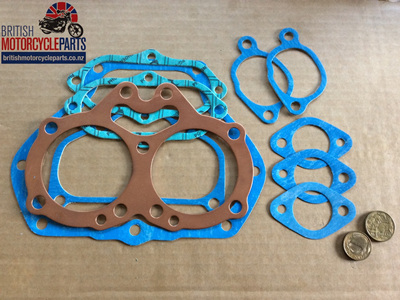 BSA A7 Star Twin & Shooting Star Gasket Set - D315BSA